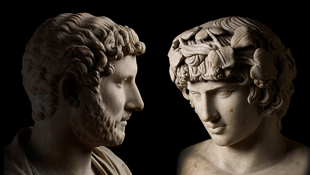 hadrian-and-antinous-gay-lovers